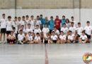 Las promesas del fútbol sala jiennense se concentran en Úbeda durante el mes de julio