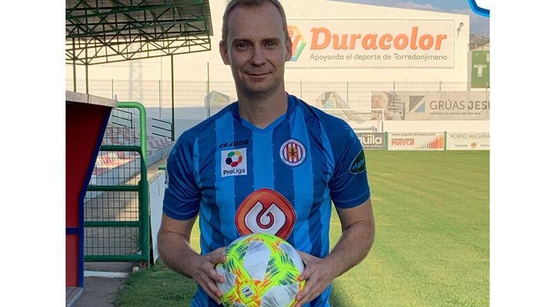 Emilio Muñoz jugará en el Torredonjimeno
