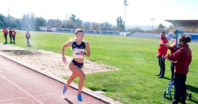 Andrea Cobo obtiene la mínima para el Campeonato de España de Sabadell