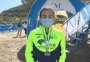 Andrea Cobo, tercera en el Campeonato de Andalucía de Cross de Mijas