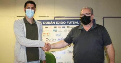 Gómez Yerpes continuará un año más en el CD Ejido Futsal