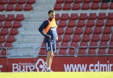 Javi Jiménez estuvo ausente frente al Málaga por una inflamación en su tobillo izquierdo