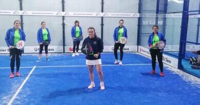 Dos triunfos y dos derrotas del Padel Center Úbeda para abrir la temporada de la Liga Provincial por equipos