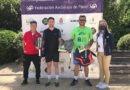 Nosti y De la Blanca, subcampeones en 3ª categoría en la primera prueba del Circuito Bronce de la FAP