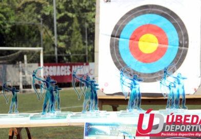 Úbeda acoge el 18 de abril la I jornada de la Liga Andaluza de tiro con arco al aire libre