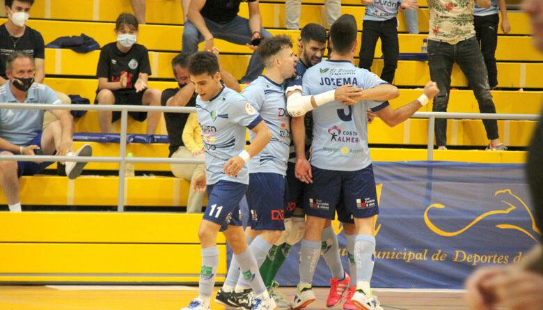 Brillante partido de Gómez Yerpes en la goleada del CD Ejido al Noia