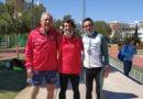 Siete medallas para atletas ubetenses en el Andaluz de Atletismo Máster de Málaga