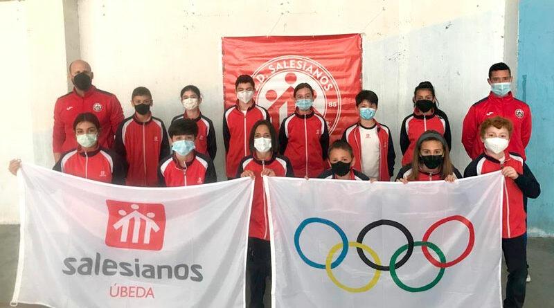 El Colegio Santo Domingo Savio participará en las Miniolimpiadas de Andalucía del 17 al 20 de mayo
