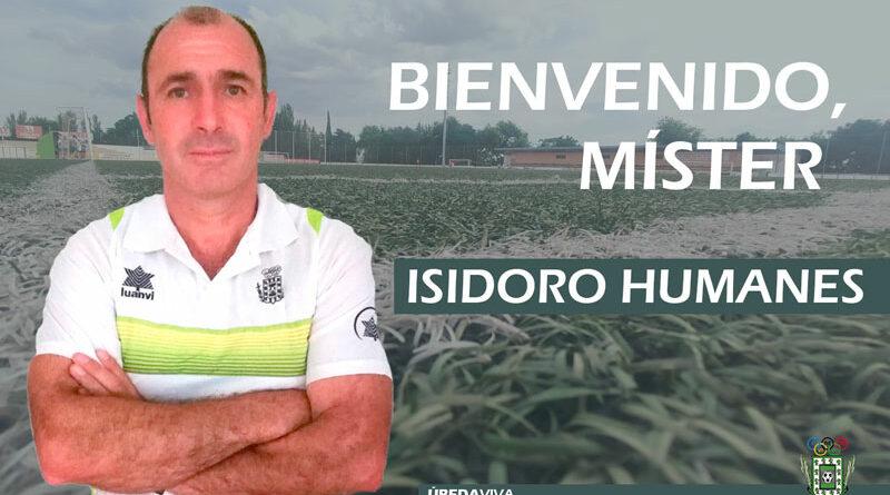 Isidoro Humanes se convierte en entrenador del Úbeda Viva