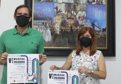La VI Marcha Solidaria de la Unión de Cofradías se desarrollará este domingo